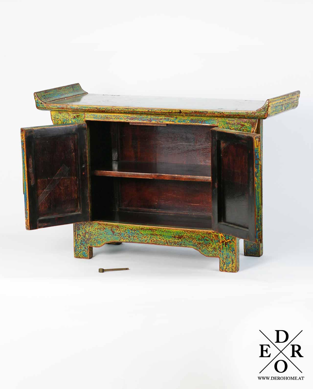 kleine kommode sideboard aus china guilin derohome at. Black Bedroom Furniture Sets. Home Design Ideas