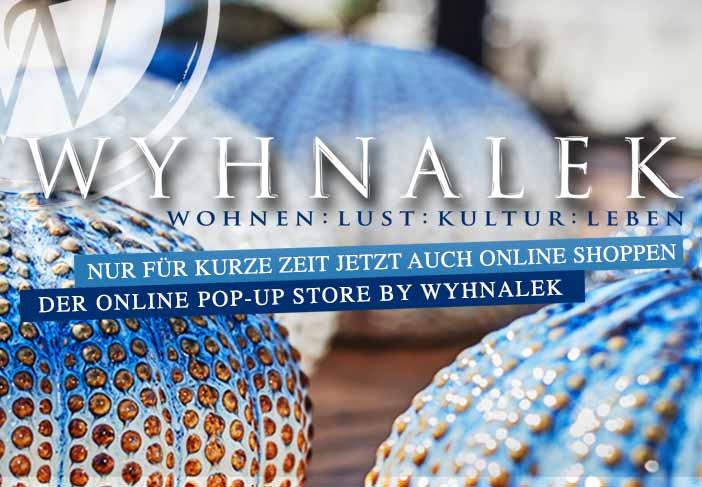 Wyhnalek Pop-up Store